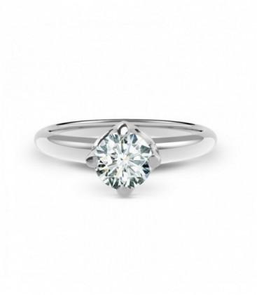 Forevermark Setting™ Szoliter Gyűrű (0,3)