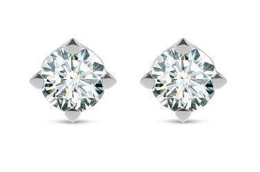 Forevermark gyémánt fülbevaló