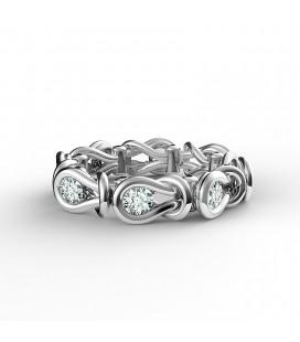 Encordia™ Eternity Gyűrű
